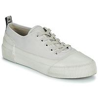 Scarpe Donna Sneakers basse Aigle RUBBER LOW W Bianco