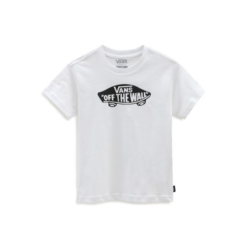 Abbigliamento Unisex bambino T-shirt maniche corte Vans VANS CLASSIC TEE Bianco