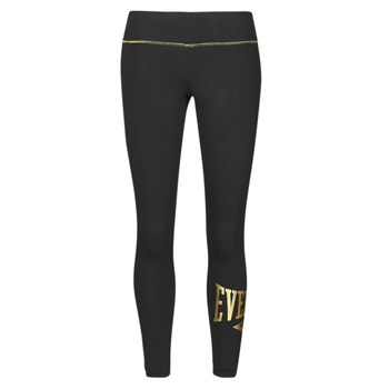 Abbigliamento Donna Leggings Everlast EVL-TIGHT-HOXIE Nero