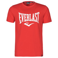 Abbigliamento Uomo T-shirt maniche corte Everlast EVL- BASIC TEE-RUSSEL Rosso