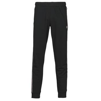 Abbigliamento Uomo Pantaloni da tuta Fila HEMI Nero