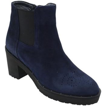 Scarpe Donna Stivaletti Angela Calzature ANSANGC182blu blu