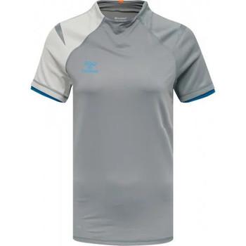 Abbigliamento Donna T-shirt maniche corte Hummel Maillot d'avant match  HmlInventus Femme gris