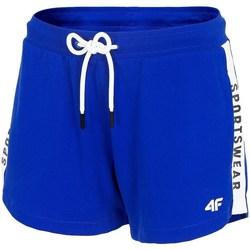 Abbigliamento Donna Shorts / Bermuda 4F SKDD003 Azzuro