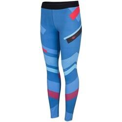 Abbigliamento Donna Leggings 4F SPDF006 Azzuro, Celeste