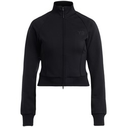 Abbigliamento Donna Felpe Y-3 Giacca CL Track nera Nero