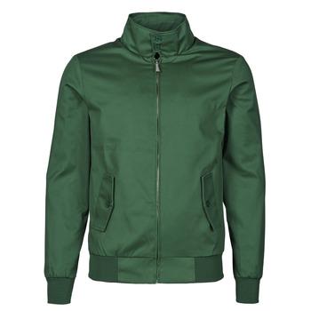 Abbigliamento Uomo Giubbotti Harrington HARRINGTON PAULO Verde