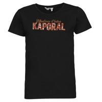 Abbigliamento Donna T-shirt maniche corte Kaporal PENIN Nero