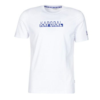 Abbigliamento Uomo T-shirt maniche corte Kaporal DINO Bianco
