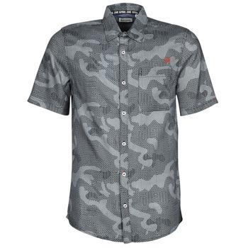 Abbigliamento Uomo Camicie maniche corte Kaporal SID Marine