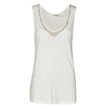 Abbigliamento Donna Top / T-shirt senza maniche Kaporal PAMPI Bianco