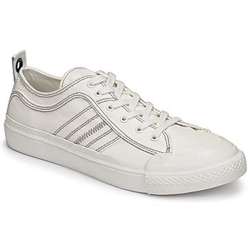 Scarpe Uomo Sneakers basse Diesel TAORMINY Bianco