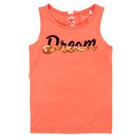 Abbigliamento Bambina Top / T-shirt senza maniche Name it NKFFASAI Corail