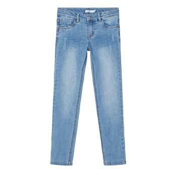 Abbigliamento Bambino Jeans slim Name it NKMTHEO Blu