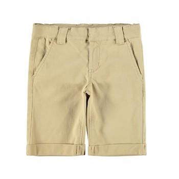 Abbigliamento Bambino Shorts / Bermuda Name it NKMSOFUS CHINO Beige