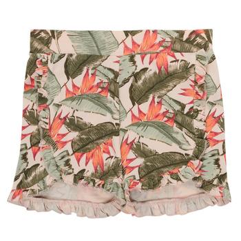 Abbigliamento Bambina Shorts / Bermuda Name it NMFFIBLOOM SHORTS Multicolore