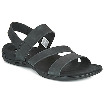 Scarpe Donna Sandali Merrell DISTRICT KANOYA STRAP Nero