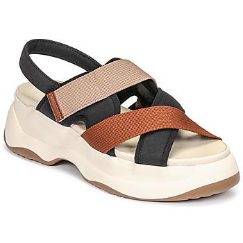 Scarpe Donna Sandali Vagabond Shoemakers ESSY Bianco / Rouille / Nero