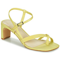 Scarpe Donna Sandali Vagabond Shoemakers LUISA Giallo