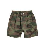 Abbigliamento Bambino Shorts / Bermuda Quiksilver TAXER WS Camo