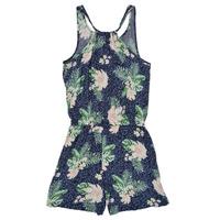 Abbigliamento Bambina Tuta jumpsuit / Salopette Roxy IN THE MOUNTAIN Multicolore