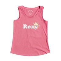 Abbigliamento Bambina Top / T-shirt senza maniche Roxy THERE IS LIFE FOIL Rosa