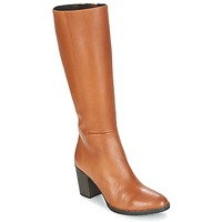 Scarpe Donna Stivali Betty London ISME Camel