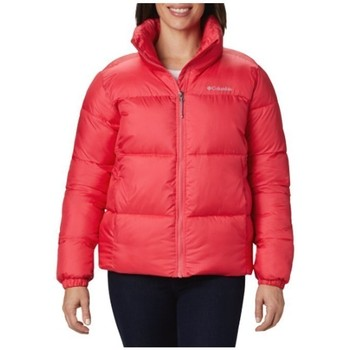Abbigliamento Donna Piumini Columbia Puffect Jacket Rosso