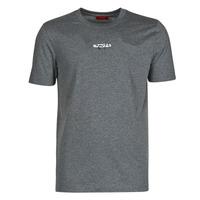 Abbigliamento Uomo T-shirt maniche corte BOSS DURNED Grigio