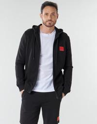 Abbigliamento Uomo Felpe BOSS DAPLE Nero