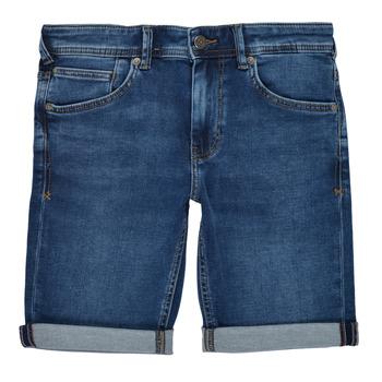 Abbigliamento Bambino Shorts / Bermuda Teddy Smith SCOTTY 3 Blu / Scuro