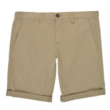 Abbigliamento Bambino Shorts / Bermuda Teddy Smith SHORT CHINO Beige