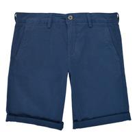 Abbigliamento Bambino Shorts / Bermuda Teddy Smith SHORT CHINO Blu
