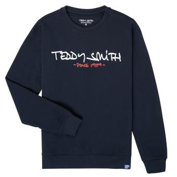 Abbigliamento Bambino Felpe Teddy Smith S-MICKE Marine