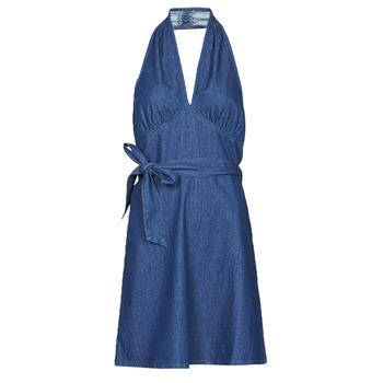 Abbigliamento Donna Abiti corti Molly Bracken EL902P21 Blu
