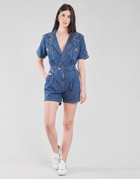 Abbigliamento Donna Tuta jumpsuit / Salopette Molly Bracken EL1261P21 Blu