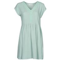 Abbigliamento Donna Abiti corti Molly Bracken G801E21 Verde / Clair