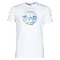 Abbigliamento Uomo T-shirt maniche corte Oxbow N1TERO Bianco