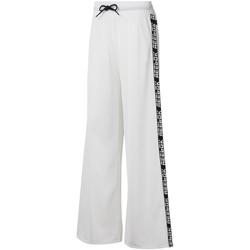 Abbigliamento Donna Pantaloni da tuta Reebok Sport DU4853 Bianco