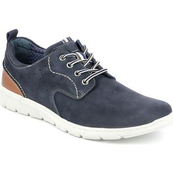 Scarpe Uomo Sneakers basse Grunland SC4522 Blu