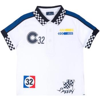 Abbigliamento Unisex bambino T-shirt maniche corte Chicco 09033560000000 Bianco