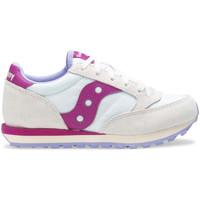Scarpe Unisex bambino Sneakers basse Saucony SK162931 Bianco