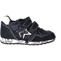 Scarpe Unisex bambino Sneakers basse Melania ME1247B8I.B Blu
