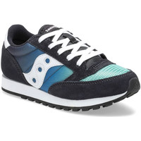 Scarpe Unisex bambino Sneakers basse Saucony SK262470 Nero