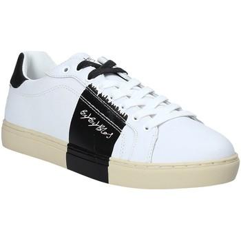 Scarpe Uomo Sneakers basse Byblos Blu 2UA0002 LE9999 Nero