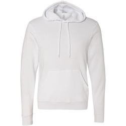 Abbigliamento Felpe Bella + Canvas CV3719 Bianco