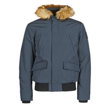 Abbigliamento Uomo Giubbotti Schott WASHINGTON2 Blu