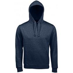 Abbigliamento Felpe Sols 02991 Blu scuro screziato