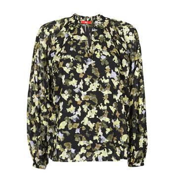 Abbigliamento Donna Top / Blusa S.Oliver 14-1Q1-11-4082-99A1 Nero / Multicolore