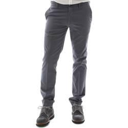 Abbigliamento Uomo Chino Sei3sei 6OYSTER E1653 Nero